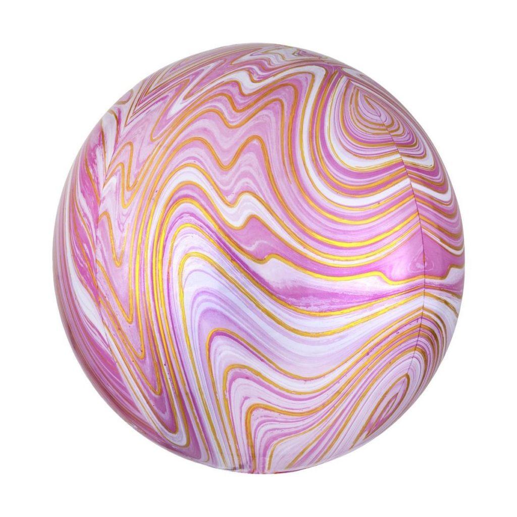 globo-orbz-marblez-mezcla-rosado-blanco-dorado-image-1