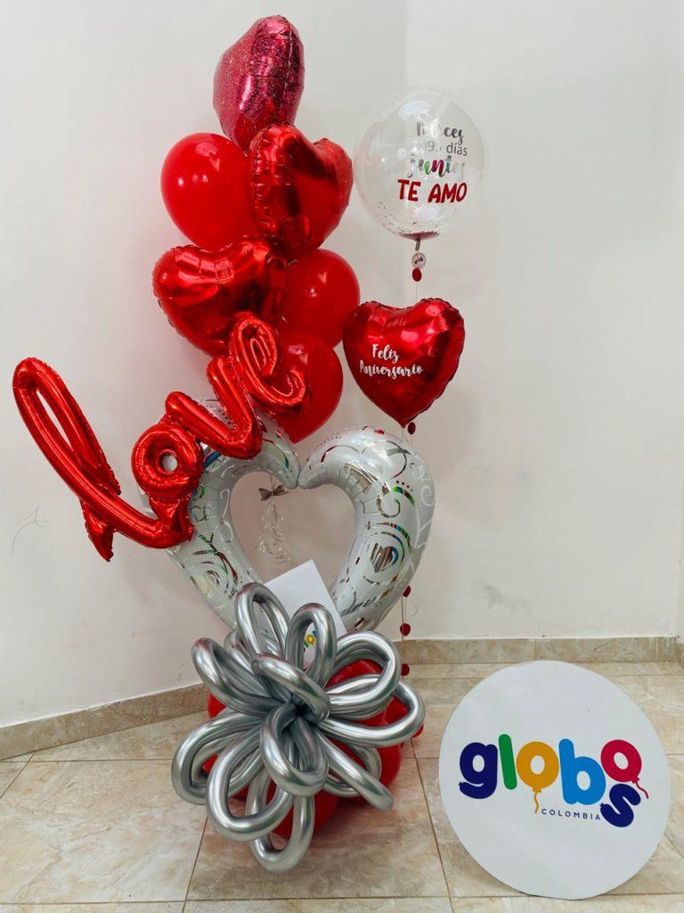 Bouquet-Heart-Platinum