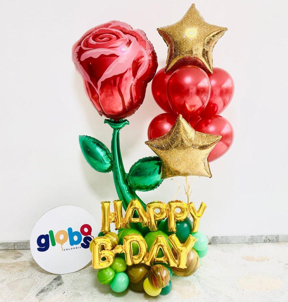 Bouquet-Rosa-Happy-B-Day